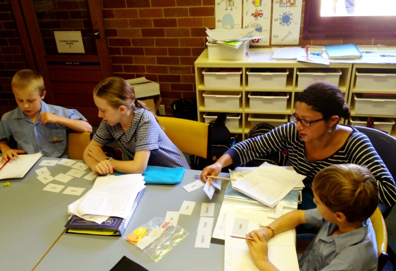 Lindfield East Public School learning support